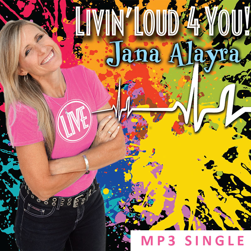 Free Download Mp3 Song Oh Jane Jana: Livin' LOUD 4 You : Oh, My Shepherd MP3