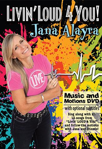 Jana Alayra Music - Christian Music for Children and Adult